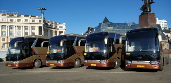 Во Владивостоке после COVID-19 запустили автобусные экскурсии