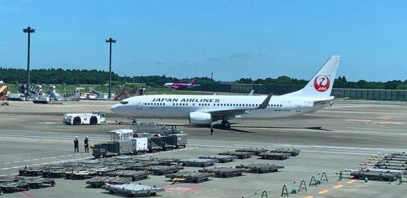 Japan Airlines выполнила два репатриационных рейса между Токио и Владивостоком