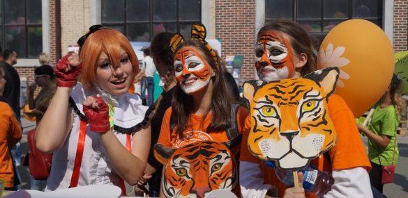 День тигра во Владивостоке из-за вируса перевели в видеоформат