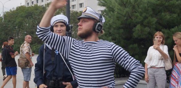 Во Владивостоке презентовали морскую иммерсивную прогулку «Морская экспедиция»