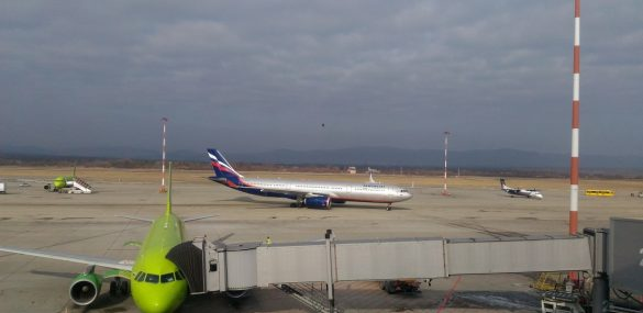 """Аэропорт Владивостока """"расправил крылья"""" после пандемии COVID-19"""