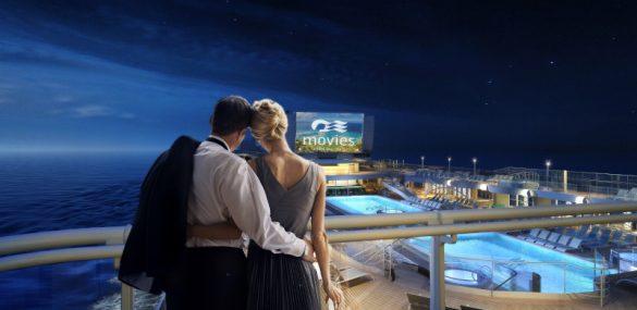 Новый лайнер Enchanted Princess 5* Lux NEW пополнила флот Princess Cruises