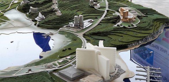 В рамках развития ИРК «Приморье» планируют создать аквапарк, этнопарк и горнолыжные трассы