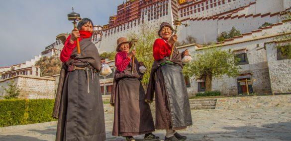 Тибет ждёт открытия границ и туристов из разных стран мира