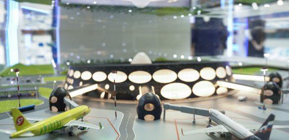 Новый терминал главного аэропорта Камчатки показали на выставке «Транспорт России»