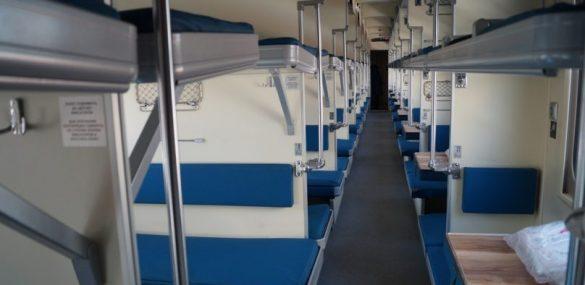 Владивосток и Хабаровск свяжет еще один пассажирский поезд