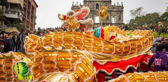 Макао восстанавливает туризм и поддерживает свой статус Города фестивалей