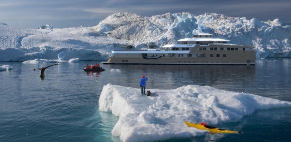 Путешествие на яхте Тинькова вдоль Камчатки и Курильских островов за €1 млн в неделю