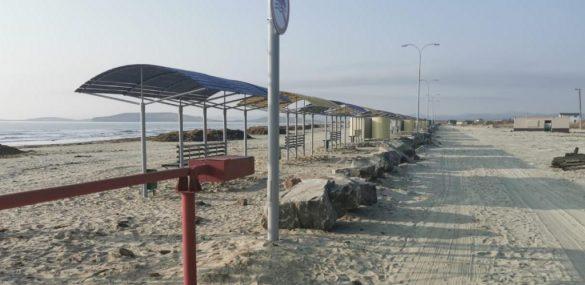 Впервые в Приморье пляжи благоустроят за счет краевого бюджета