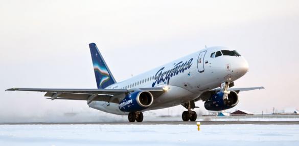 Специальный чартерный рейс будет выполнен между Токио и Хабаровском перед Новым годом