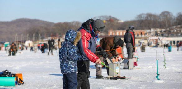 «Битва» за рыбу пройдет во Владивостоке с песнями и плясками