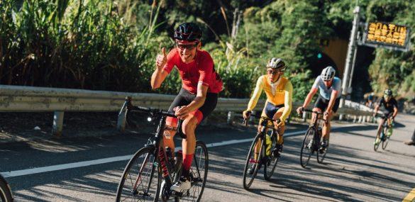 В седло! Год велотуризма стартовал на Тайване