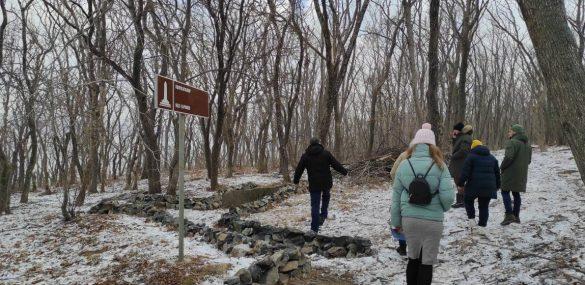 Экологическая тропа на острове Попова готова к встрече туристов