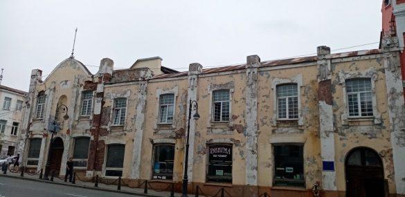 Турбизнесу Приморья предлагают реанимировать заброшенные здания Владивостока