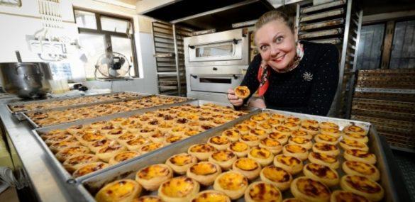 Наследница главного португальского десерта Макао получила Орден Британской Империи