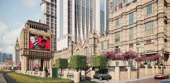 Londoner Macau – истинный бриллиант в отельной коллекции китайского Лас-Вегаса – готов к приему гостей