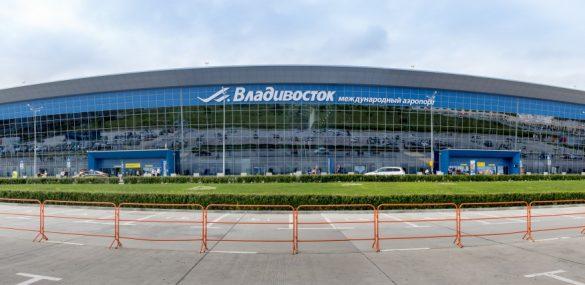 Международный аэропорт Владивосток перешел на летнее расписание полетов