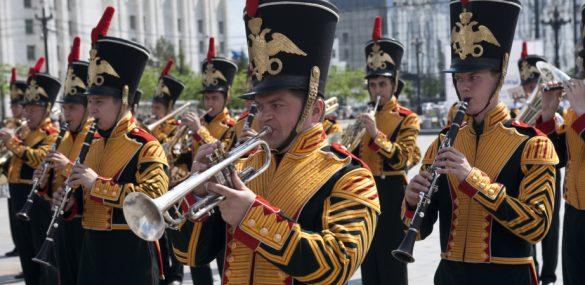 Хабаровск готовится к Фестивалю военных оркестров