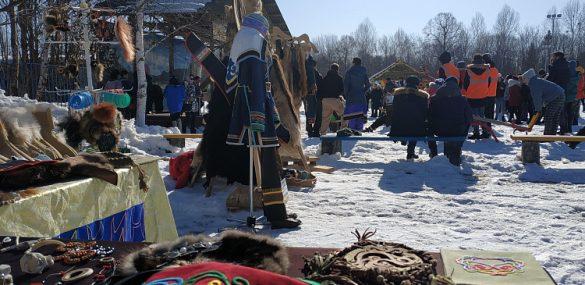 Метанием топора, шаманскими обрядами и супчиком из изюбрятины может увлечь туристов приморская глубинка