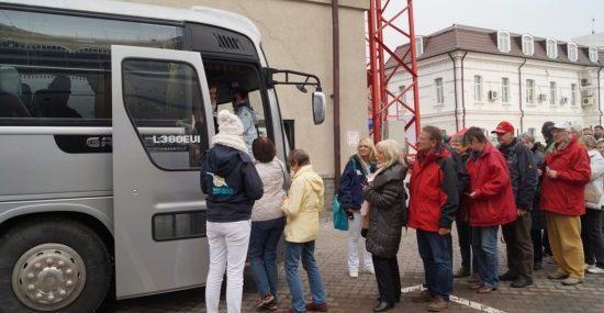 В России хотят научиться считать турпотоки