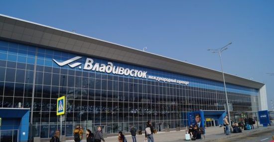 Международный аэропорт Владивосток обслужил почти 187 тыс. пассажиров с начала года