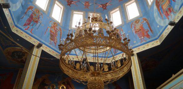 О церковном рукоделии расскажут на выставке «Шитый золотом убрус»