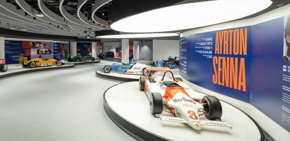 Музей Гран-при Макао открыл свои двери после масштабной реконструкции.