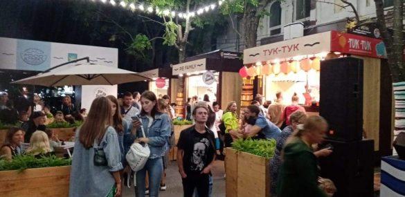У гастроулицы VladiFoodStreet во Владивостоке будет новое «лицо»