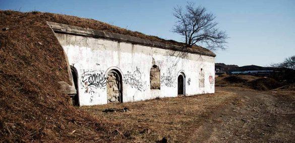 «Временное укрепление №1» Владивостокской крепости станет точкой притяжения для горожан и гостей