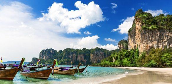 Таиланд готов принимать привитых иностранных туристов в три этапа