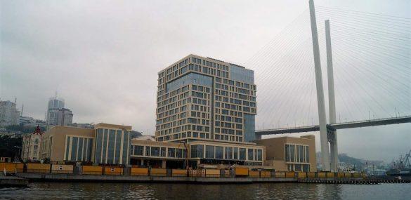 Okura Vladivostok планируют открыть к ВЭФ-2021
