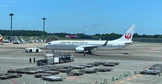 JAL хоть и откладывает полеты во Владивосток, но активно готовится к мирному периоду