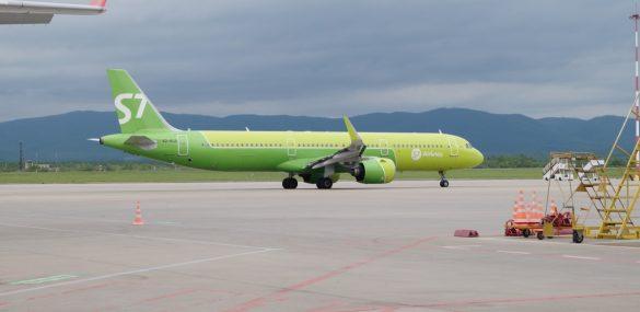 S7 Airlines признана лучшей авиакомпанией России