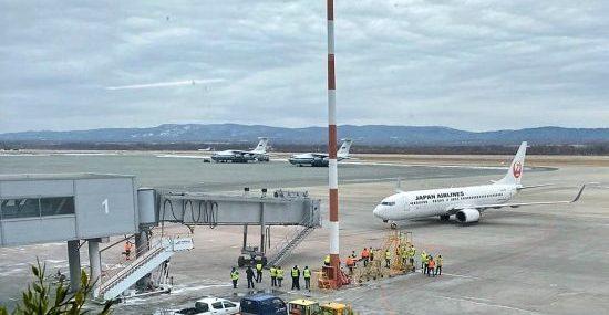 JAL приостановил полеты между Владивостоком и Токио до конца октября 2021 года