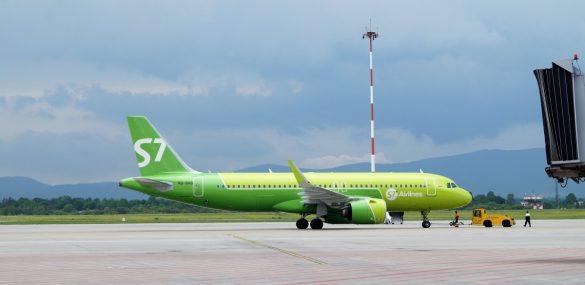 Авиакомпания S7 Airlines возобновлет рейсы между Владивостоком и Токио