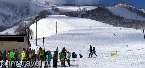 Приморский бизнес может вложиться в горнолыжный спорт
