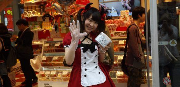Фестиваль «Японская осень» – не только смотреть, но и участвовать