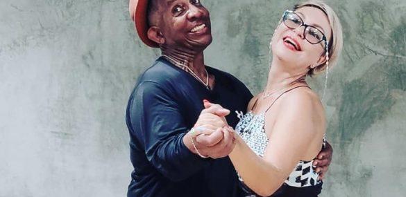 Танцевальный гуру Стивен Митчелл и ритмы джаза во Владивостоке всю неделю