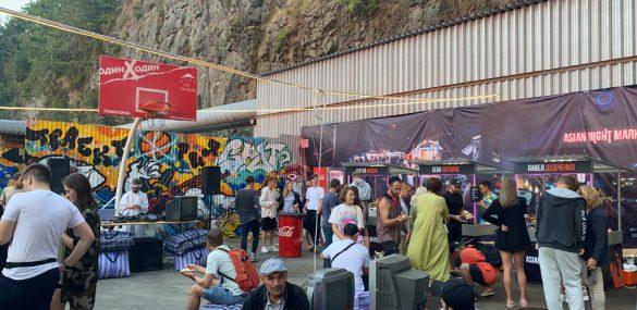 Только одну ночь гастрономический Asian Night Market будет работать для гостей и владивостокцев