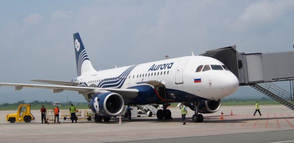 Прямое авиасообщение соединит Владивосток и Забайкалье