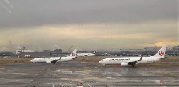 Японские компании JAL и ANA из-за вируса не могут возобновить полетную программу во Владивосток