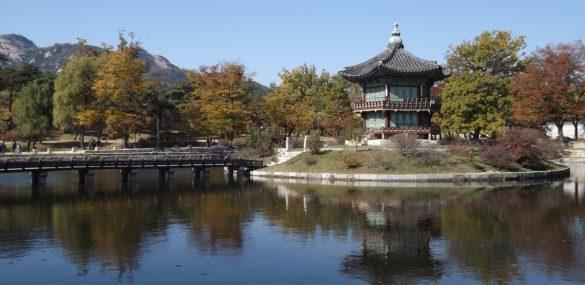Когда настанет пора любоваться осенними красками: в Корее опубликовали прогноз поры танпхун