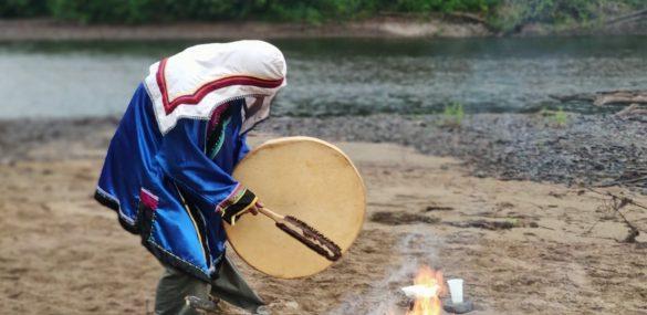 Большую рыбу будут заманивать удэгейцы на национальном празднике