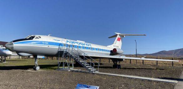 Музей, посвященный авиации Дальнего Востока, заработал в Арсеньеве
