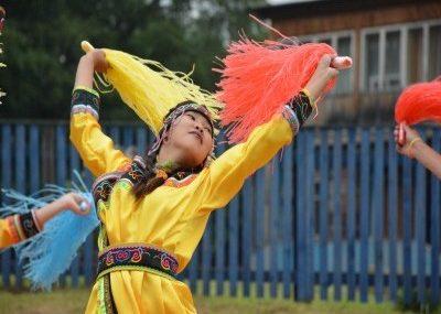 Удивительная этника удэгейцев на фестивале «Ва:кчай ни»