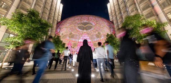 На EXPO в Дубае гостей с октября до конца марта ждет гастрономический восторг