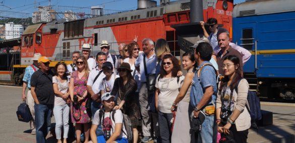 Межрегиональные маршруты для иностранных туристов создадут Владивосток и Москва