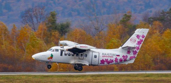 Из международного аэропорта Владивосток открываются рейсы в Зею и Тынду