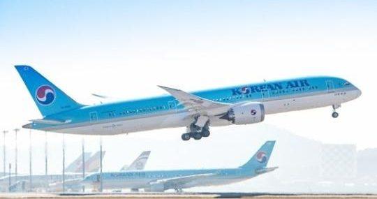 Билеты на новый Dreamliner компании  Korean Air можно купить во Владивостоке