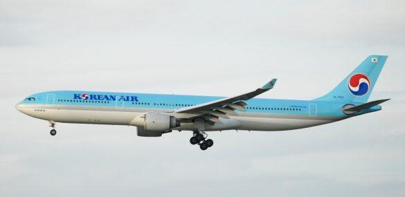 Korean Air возобновляет полеты в Санкт-Петербург